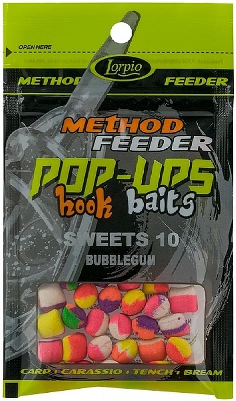 Lorpio Hook Baits Pop Up Dumblles 7mm