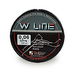 Broline Návazcová šňůrka W-line teflon 7m