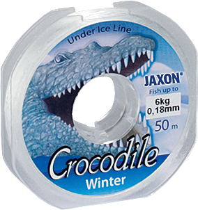 Jaxon - Vlasec Crocodile Winter 50m 0,16mm (ZJ-CRW016D)