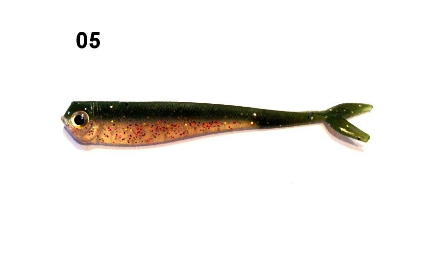 Konger Twinkey Shad 4,5cm/10ks