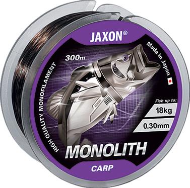 Jaxon - Vlasec Monolith Carp 600m 0,30mm (ZJ-HOC030D)