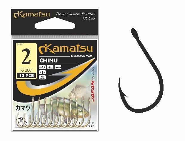Kamatsu - Háček Chinu s očkem vel.6