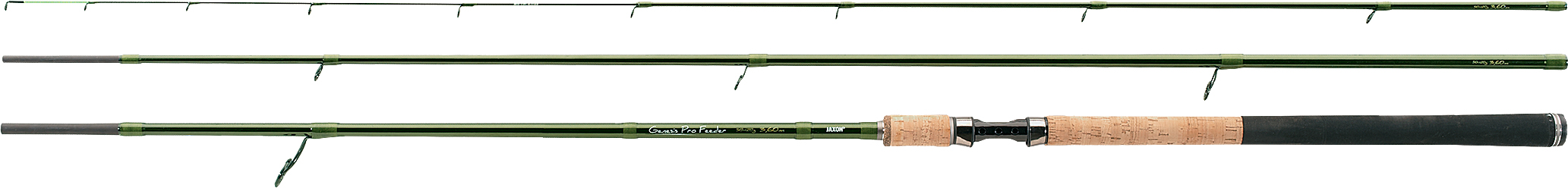 Jaxon Prut Genesis Pro Feeder 3,6m 50-120g
