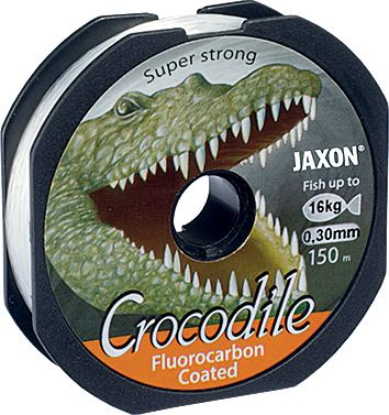 Jaxon - Vlasec Crocodile FC. Coated 25m 0,16mm