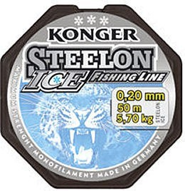 Konger Vlasec Steelon Ice 50m/0,18mm