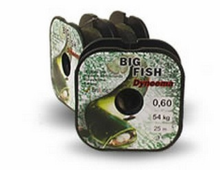 BroLine - BIG FISH Dyneema 0,80mm/25m