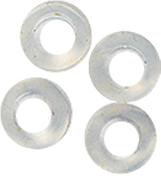 Jaxon   Kroužek silikon prům. 4 mm