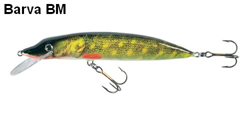Jaxon Wobler HS Pike 10cm Floating 9g