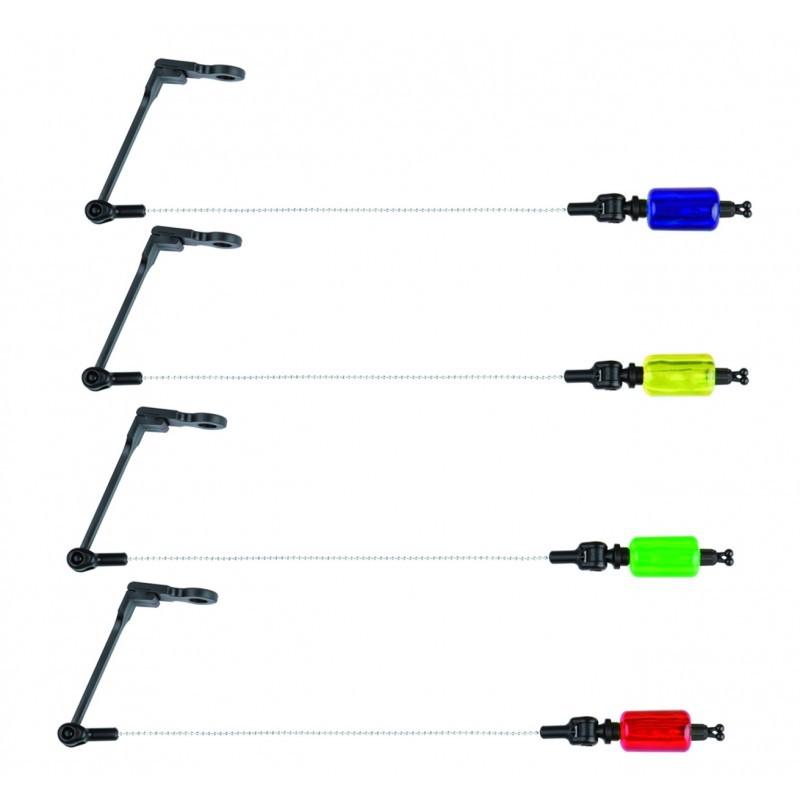 JAF Capture Set Řetízkových indikátorů Regular 4ks