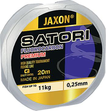 Jaxon - Vlasec Satori Fluorocarbon Premium 20m 0,27mm