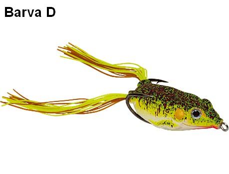 Jaxon - Magis Fish Frog 2 4cm barva E