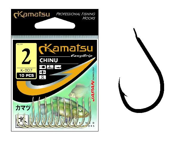 Kamatsu - Háček Chinu s lopatkou vel.1/0