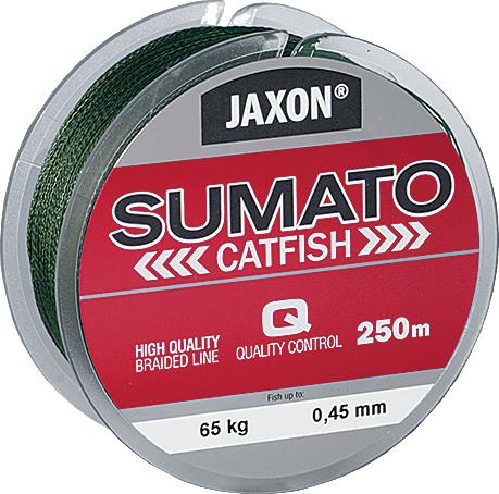 SUMATO CATFISH BRAIDED LINE 0,50mm 1000m
