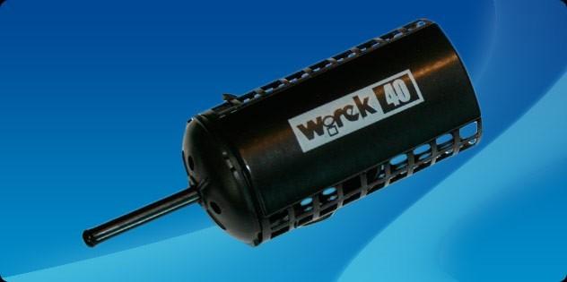 WIREK - feeder krmítko průběžné vystřelovací kulaté FSG 25-44-50g