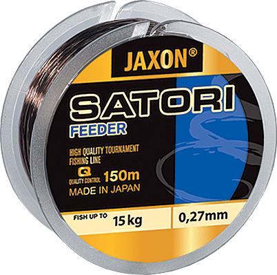 Jaxon - Vlasec Satori Feeder 150m 0,25mm