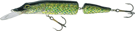 HOLO SELECT PIKE 2-SEC LURES Length 10,0cm Version F Colour P