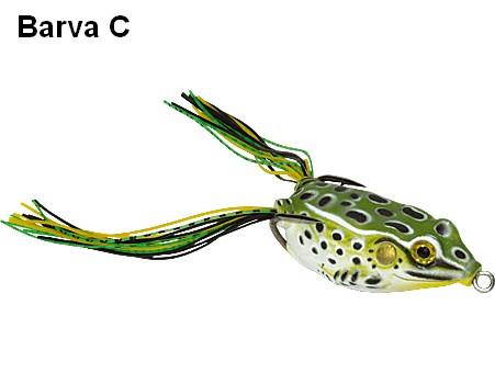 Jaxon - Magis Fish Frog 2 7cm barva C