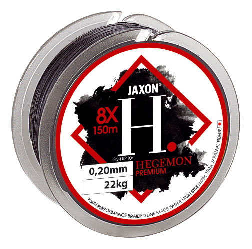 HEGEMON 8X PREMIUM BRAIDED LINE Diameter mm 0,22mm Length 1000m