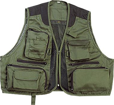 Jaxon Rybářská vesta FRA