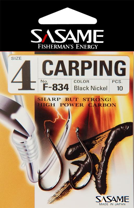 Sasame Háček Carping s očkem