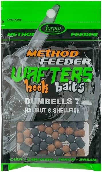 Lorpio Hook Baits Wafters Dumbles 7mm