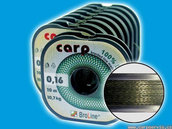 BroLine - CARP Dyneema 0,10mm/10m