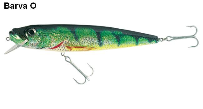 Jaxon Wobler HS Troll 22cm Floating 110g