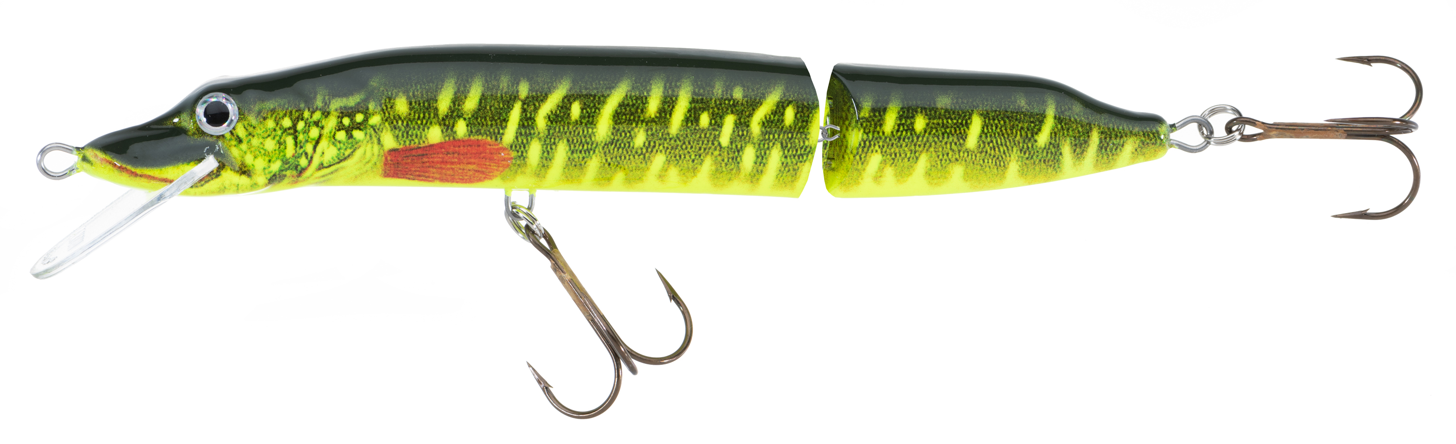 HOLO SELECT PIKE 2-SEC LURES Length 14,0cm Version F Colour PF